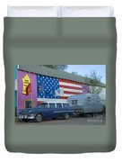 Route 66 Nomad Duvet Cover