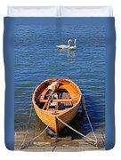 Rowboat Duvet Cover by Joana Kruse