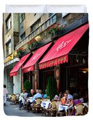 Rue 57 Nyc Duvet Cover
