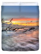 Rush Duvet Cover by Debra and Dave Vanderlaan