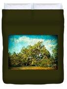 Ruskin Oak Duvet Cover