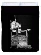 Russia: Throne Of Ivan Iv Duvet Cover