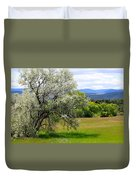 Russian Olive Duvet Cover
