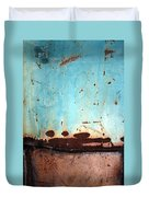 Rust And Paint 1 Duvet Cover