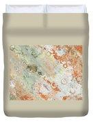 Rustic Impression Duvet Cover