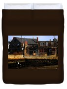 Rustic Waterfront Duvet Cover