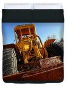 Rusty Gold Cat 824 Duvet Cover