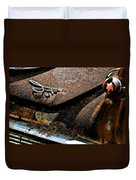 Rusty Impe Duvet Cover by DigiArt Diaries by Vicky B Fuller