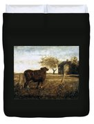 Ryder: The Pasture, C1875 Duvet Cover