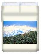 Sage Mountain Duvet Cover