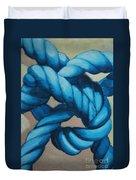 Sailor Knot 8 Duvet Cover