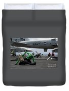 Sailors Give Launch Approval For An Duvet Cover