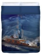Sails Down Duvet Cover