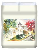 Saint Bertrand De Comminges 04 Duvet Cover
