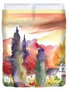 Saint Bertrand De Comminges 07 Duvet Cover