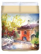 Saint Bertrand De Comminges 13 Duvet Cover