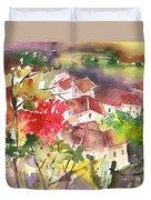 Saint Bertrand De Comminges 15 Duvet Cover