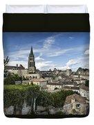 Saint Emilion Duvet Cover
