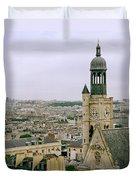 Saint Etienne Du Mont Duvet Cover