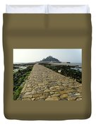 Saint Michael's Mount Duvet Cover