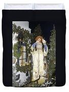 Saint Nicholas Duvet Cover