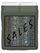 Sales Gallery Duvet Cover