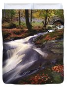 Sally Gap, County Wicklow, Ireland Duvet Cover