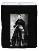 Sally Tompkins (1833-1916) Duvet Cover