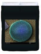 Saltwater Diatom Duvet Cover