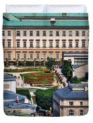 Salzburg II Austria Europe Duvet Cover