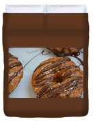 Samoa Donuts 02 Duvet Cover