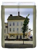 Samuel Johnson Birthplace Museum Duvet Cover