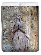 San Carlos Borromeo De Carmelo Mission 6 Duvet Cover