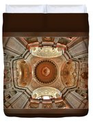 San Francisco City Hall Ceiling Duvet Cover