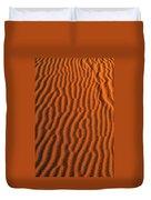 Sand Maze Duvet Cover