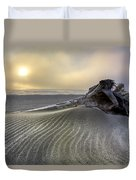 Sand Wrinkles Duvet Cover