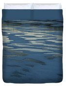 Sandbars Make A Pattern In A Body Duvet Cover