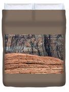 Sandstone Ballet Duvet Cover