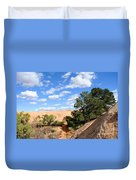 Sandstone Sky Duvet Cover by Gary Whitton