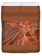 Sandstone Waves Little Finland Duvet Cover