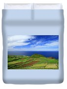 Sao Miguel - Azores Islands Duvet Cover by Gaspar Avila