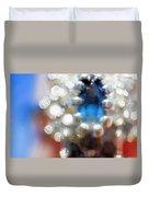 Saphire Sparkle Duvet Cover