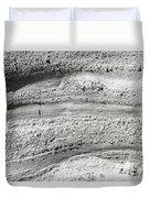 Sarakiniko White Tuff Formations, Milos Duvet Cover