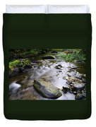 Satus Creek In Autumn Duvet Cover