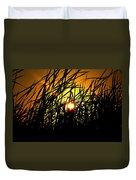 Sawgrass Sunrise Duvet Cover