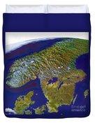Scandinavia Duvet Cover