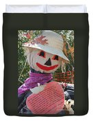 Scarecrow Andy Duvet Cover