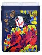 Scary Clown Duvet Cover