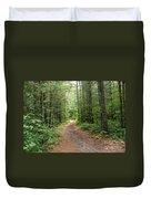 Scenic Walk Duvet Cover