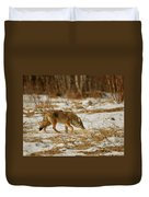 Scent Of A Doe Duvet Cover